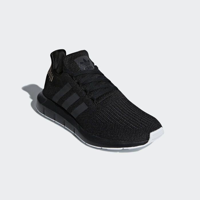 adidas Swift Run Shoes - Black   adidas