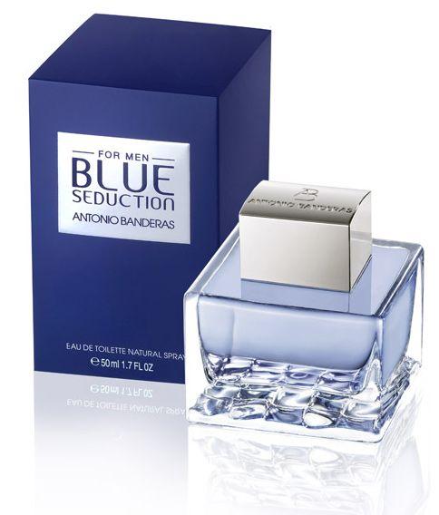 Blue Seduction for Men | Antonio Banderas Fragrances | Puig