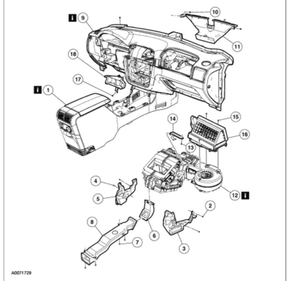 Ford Explorer Heater Core Replacement