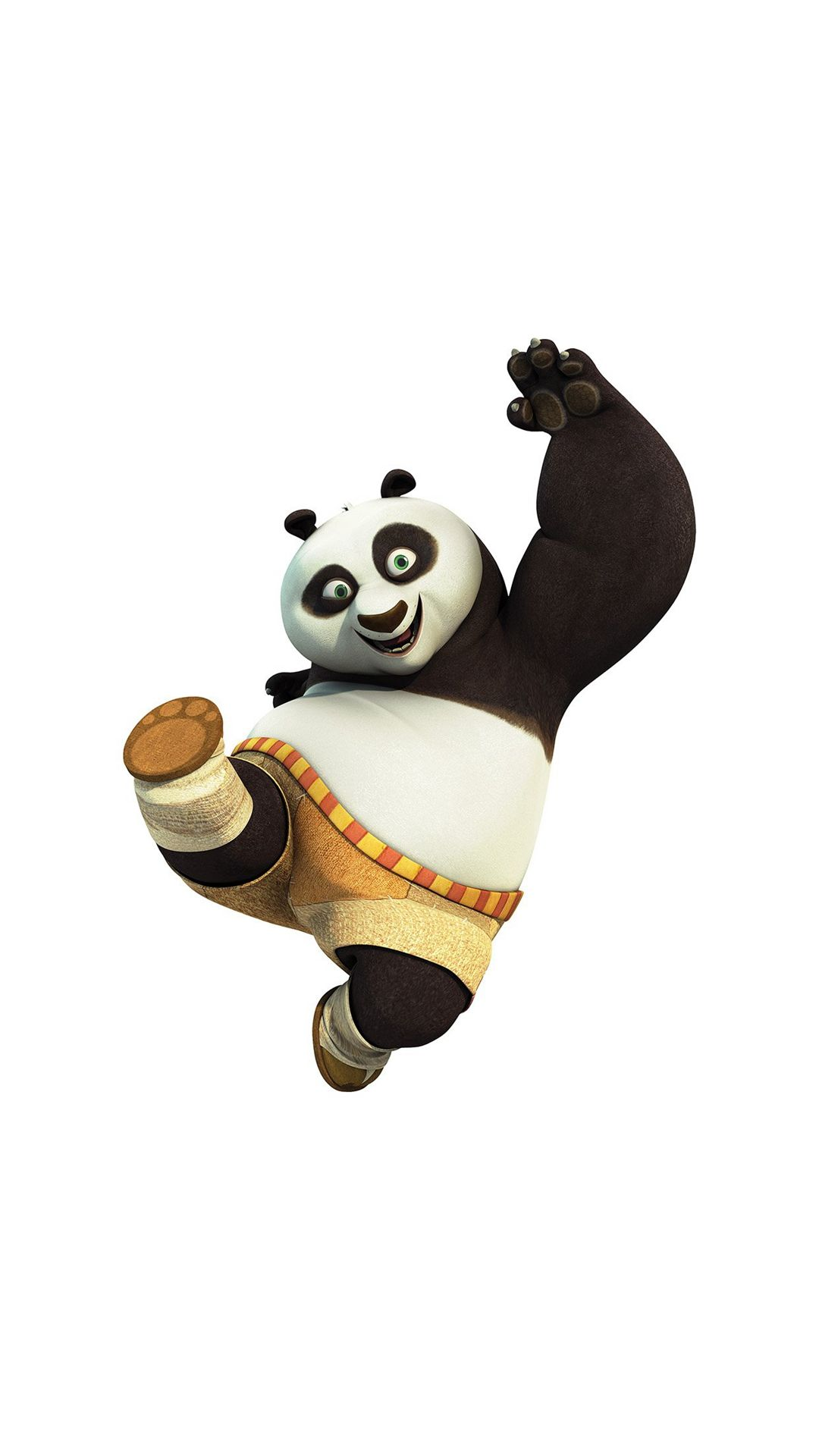 Kung fu panda iphone wallpaper - Kungfu Panda Animal Dreamworks Kick Cute Anime Iphone 6 Plus Wallpaper
