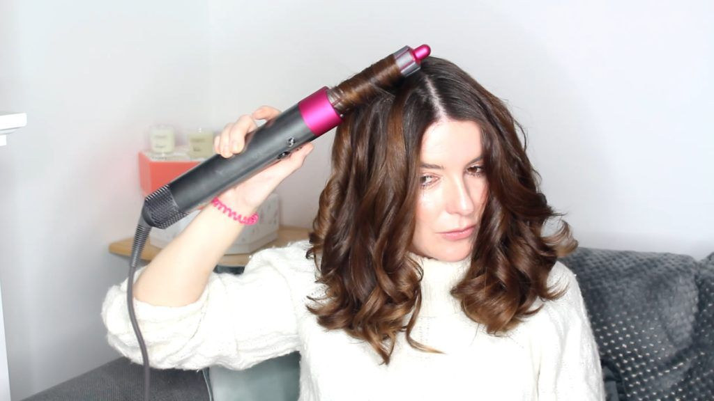 Dyson airwrap styler review video pros cons long