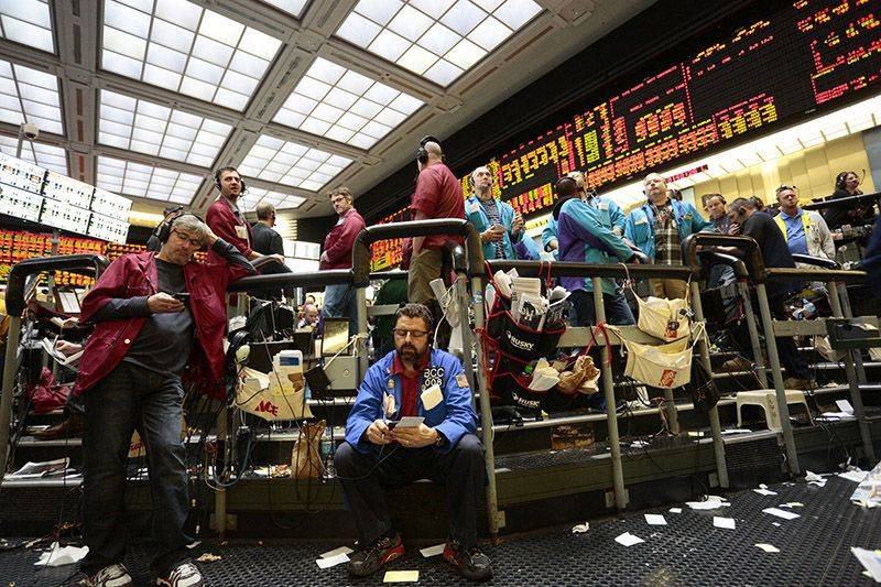 Closing Time Stories From Chicago S Famed Trading Floor