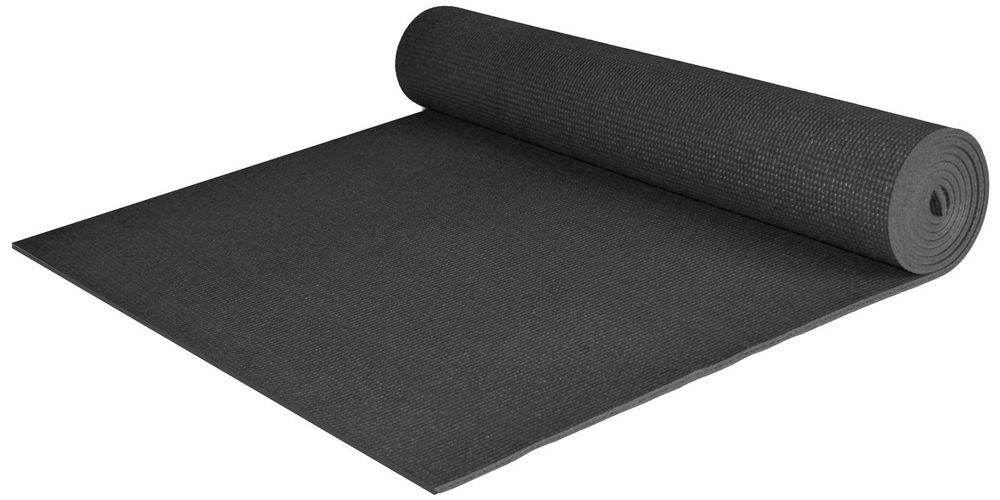 Professional Yoga Mat Large Extra Wide Pilates Exercise 7 X 3 Feet Non Slip Mat 844730014247 Ebay Large Yoga Mat Mat Exercises Professional Yoga
