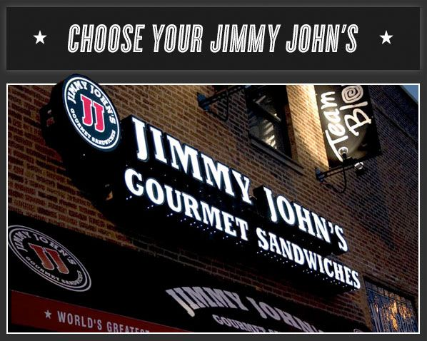 Find A Jimmy John S Jimmy Johns Jimmy Crystal City