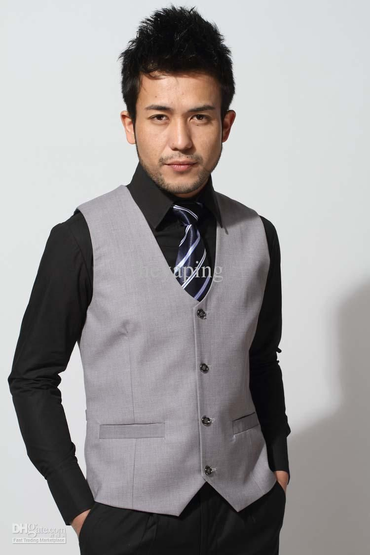 Find Chinese best light grey suit vest suppliers on downiloadojg.gq Purchase high quality goods directly from China light grey suit vest manufacturers.