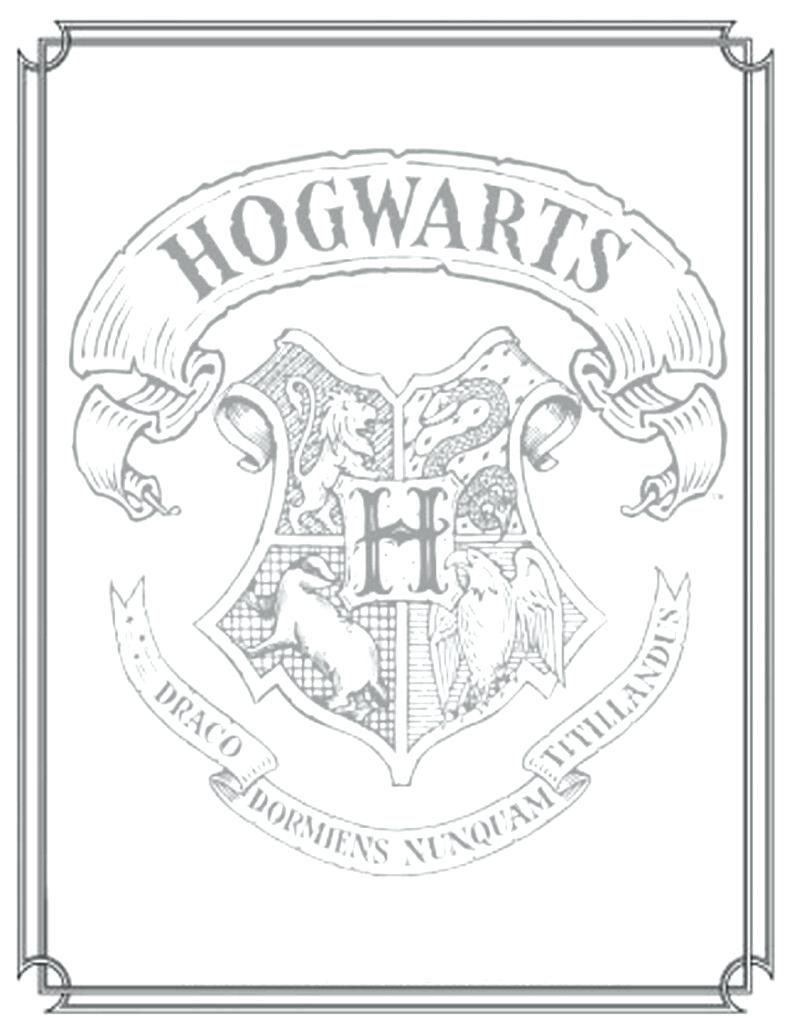 Hogwarts Logo Drawing : hogwarts, drawing, 791x1024, Coloring, Gryffindor, Crest, Harry, Potter, Drawing, Colors,, Pages,