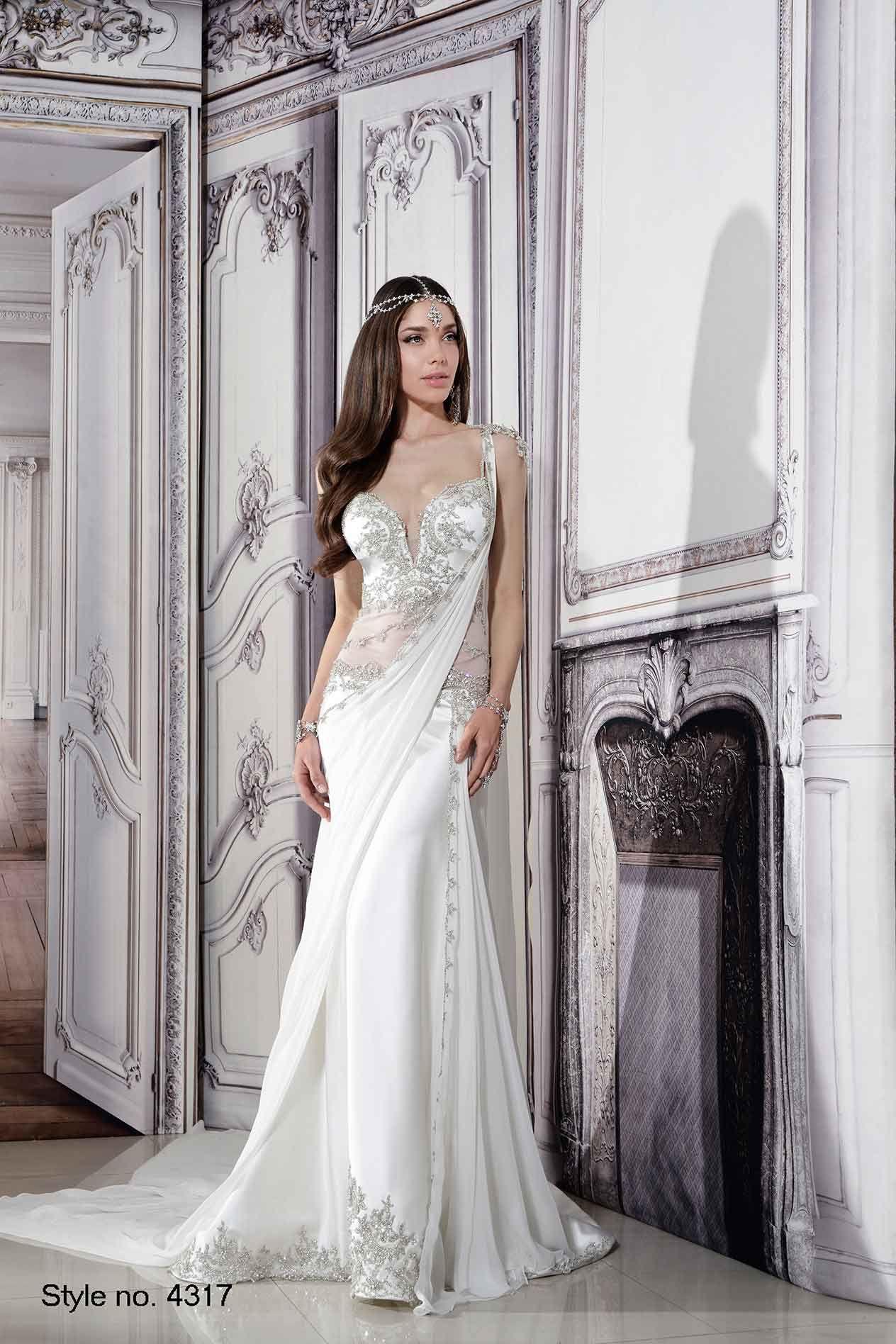 Non-Traditional Wedding Dresses Pnina Tornai