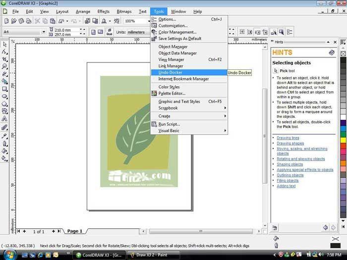 corel draw x3 serial key download
