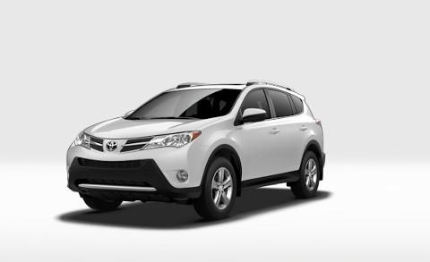 Build A Rav4 Custom Toyota