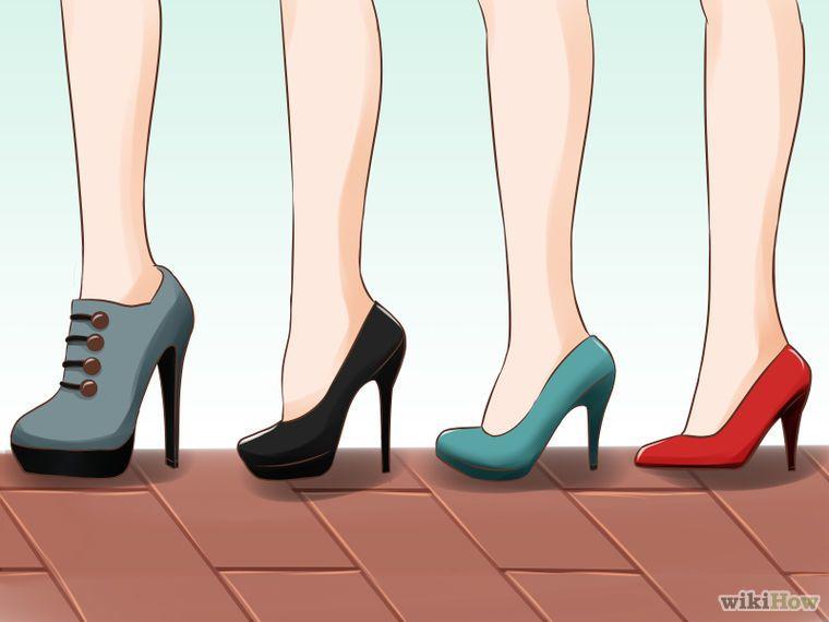 code promo f508d 4afcf marcher avec des talons hauts | ASTUCE BEAUTÉ | Walking in ...