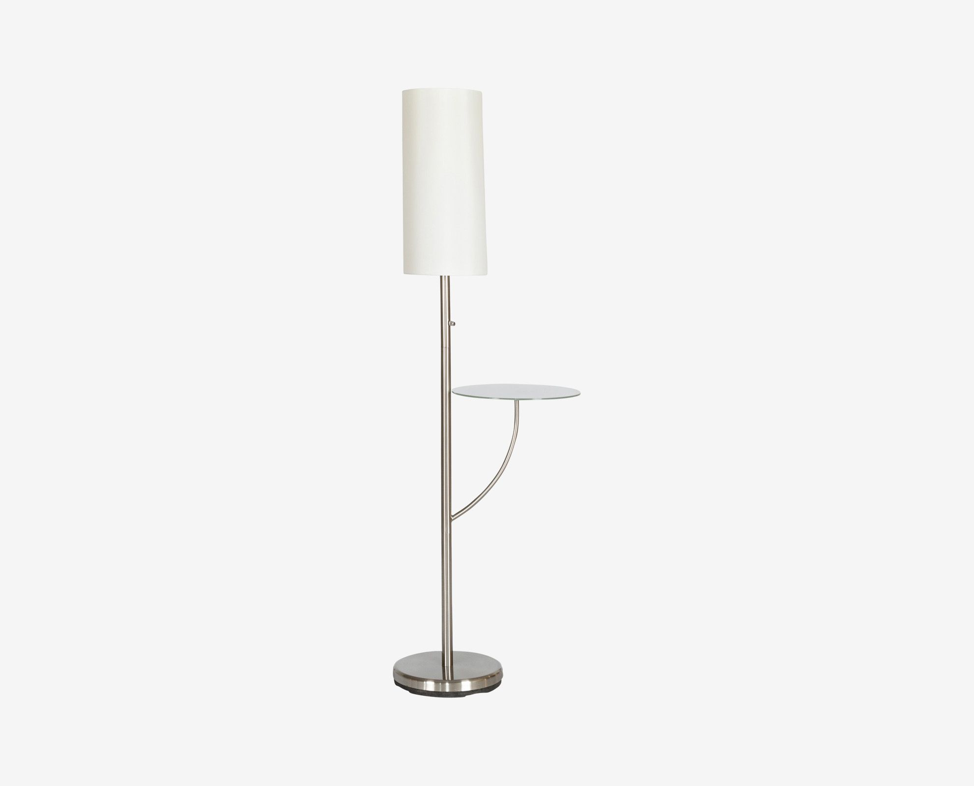 Scandinavian Designs Add Contemporary Ambiance Into Your Home With The Laevis Floor Lamp The Thin Satin Steel Lines And Long Natural Floor Lamp Home Decor Home