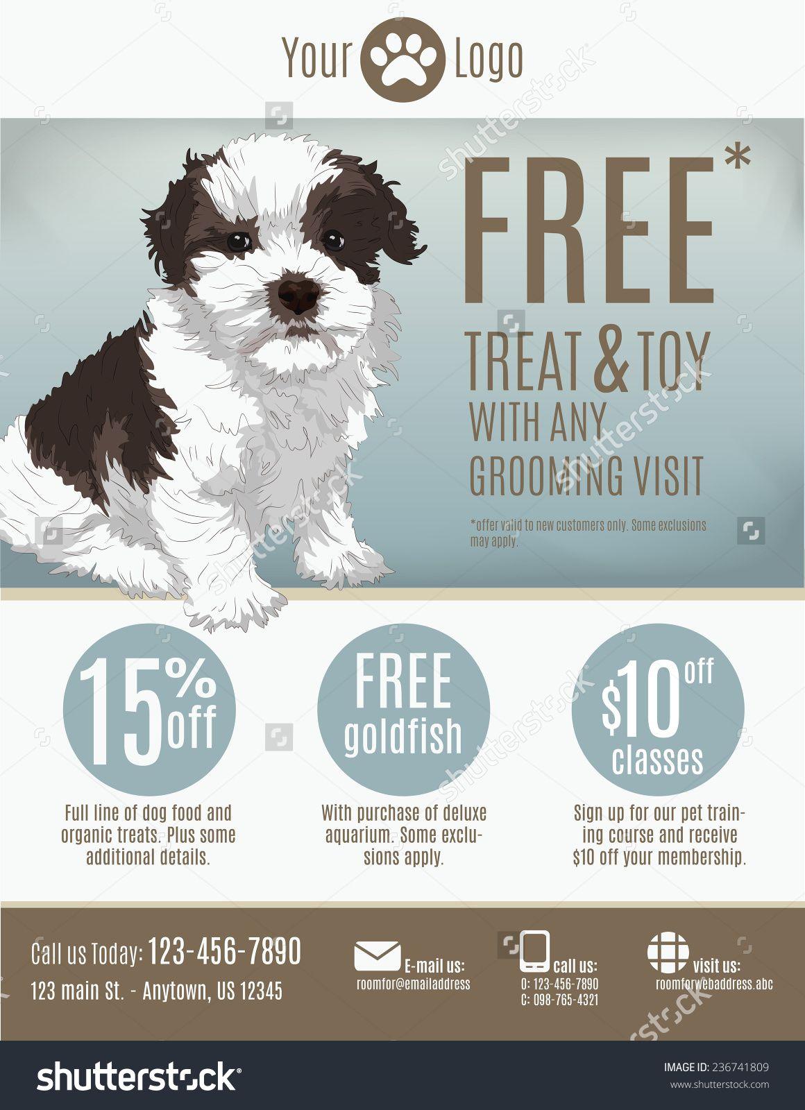 pet store ads