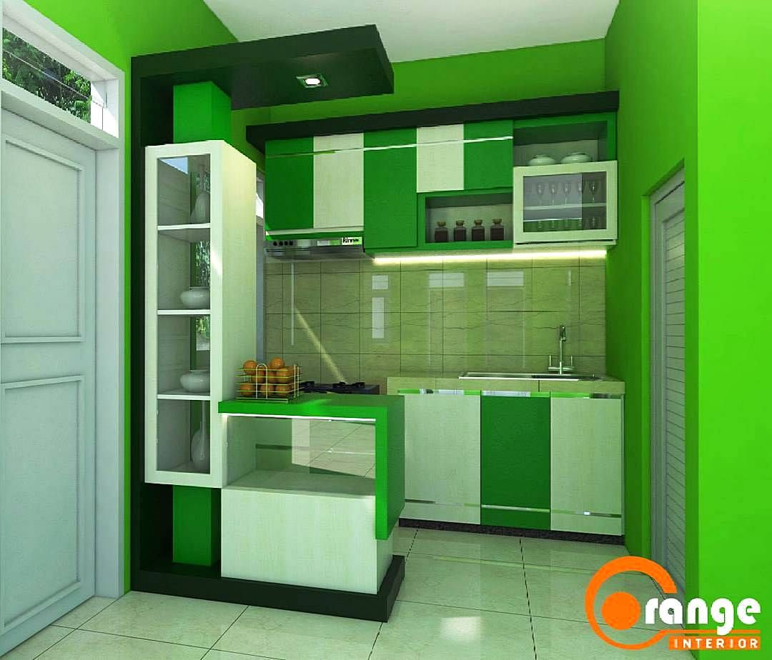 Ide kitchen set aluminium dapur minimalis idaman for Dapur kitchen set