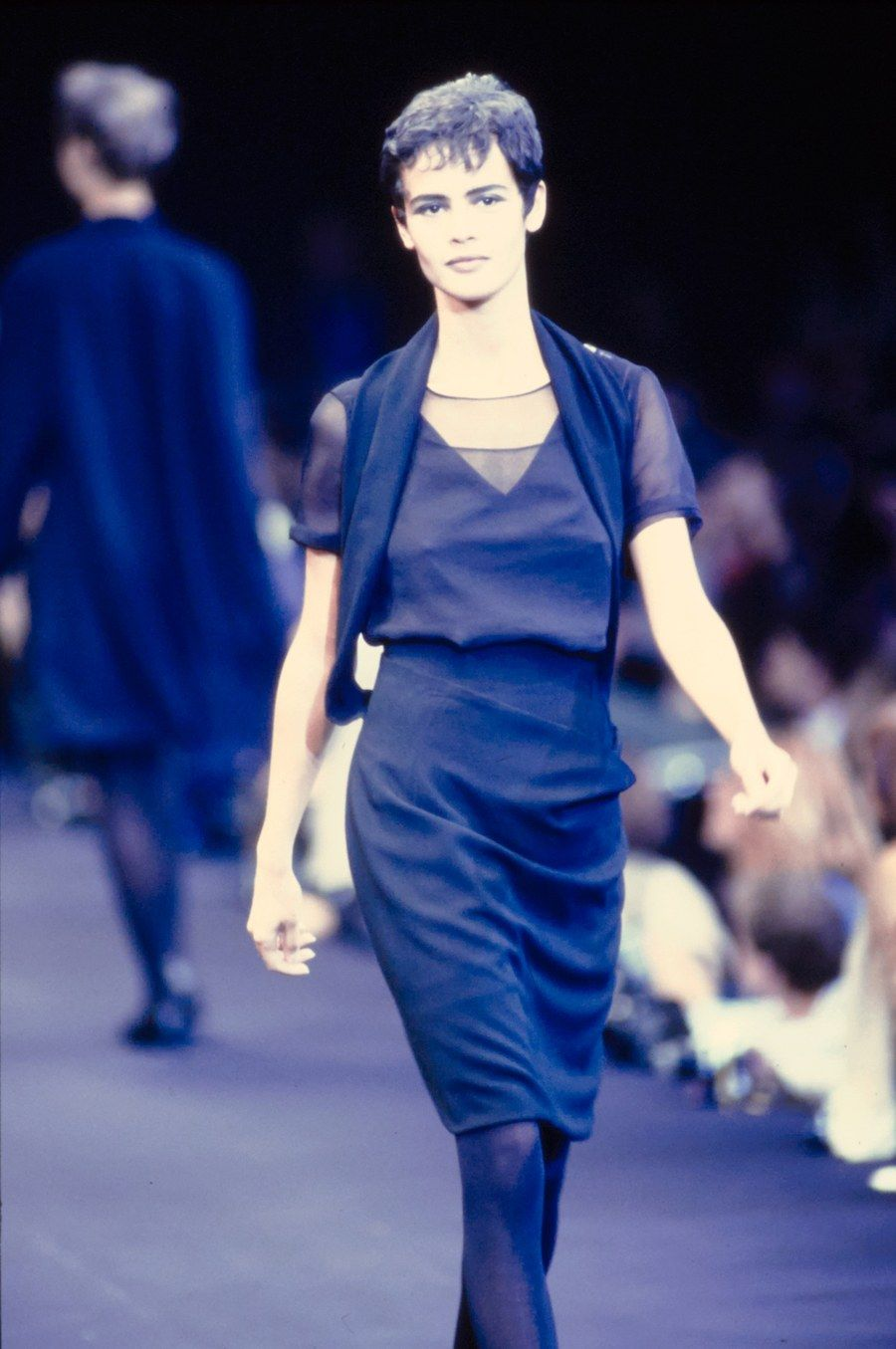 34eefda8e5b30d Comme des Garçons Spring 1991 Ready-to-Wear collection, runway looks,  beauty, models, and reviews.