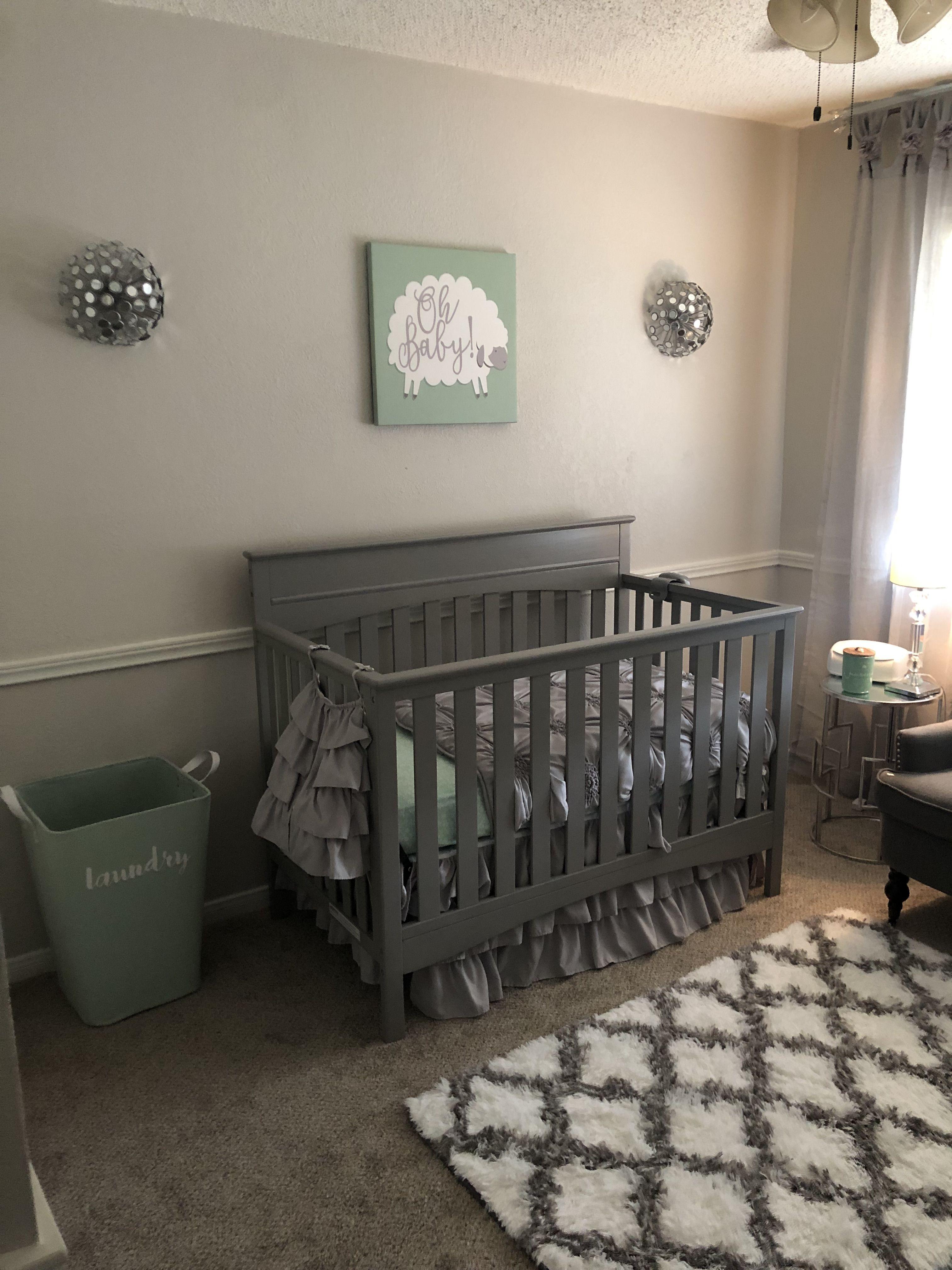rustic grey crib on delta children skylar 4 in 1 convertible crib gray rustic baby rooms cribs grey crib nursery pinterest