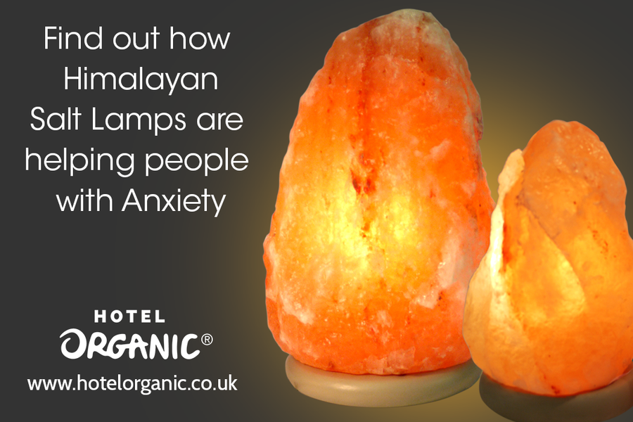 Salt Lamp Anxiety Mesmerizing Find Out How Himalayan Salt Lamps Are Helping People With Anxiety Decorating Design
