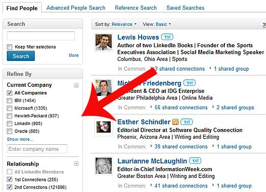 10 linkedin tips from ciocom to boost your job search - Job Searching Tips