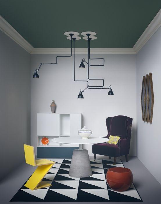 Decorare il soffitto nel 2019 idee per interni idee per for Interni colorati casa