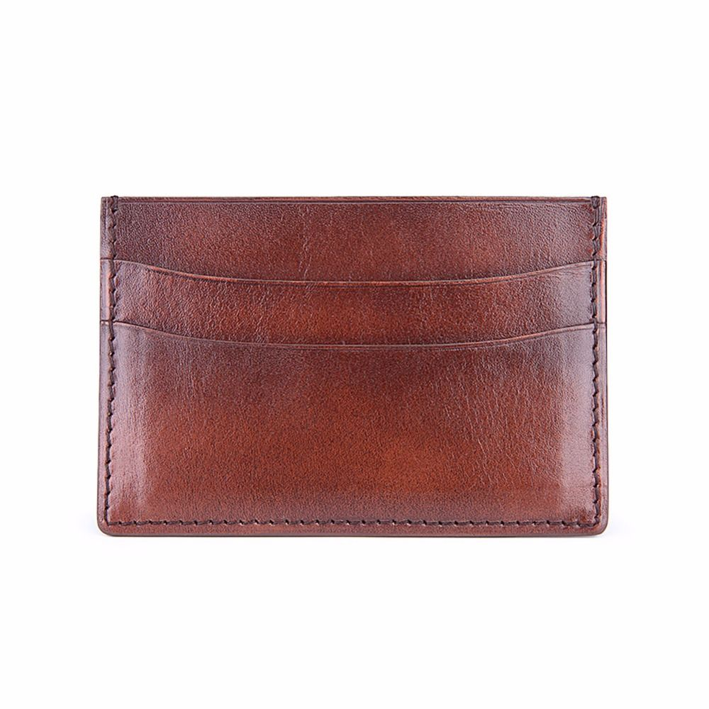 10% off !!! Find More Card & ID Holders Information about TERSE_Handmade Leather Bag Mini Card Wallet Like Berluti Card Holder Custom Logo Slim Simple Card Wallet OEM\ODM,High Quality bag stroller,China wallet mini Suppliers, Cheap wallet cute from TERSE Official Store on Aliexpress.com