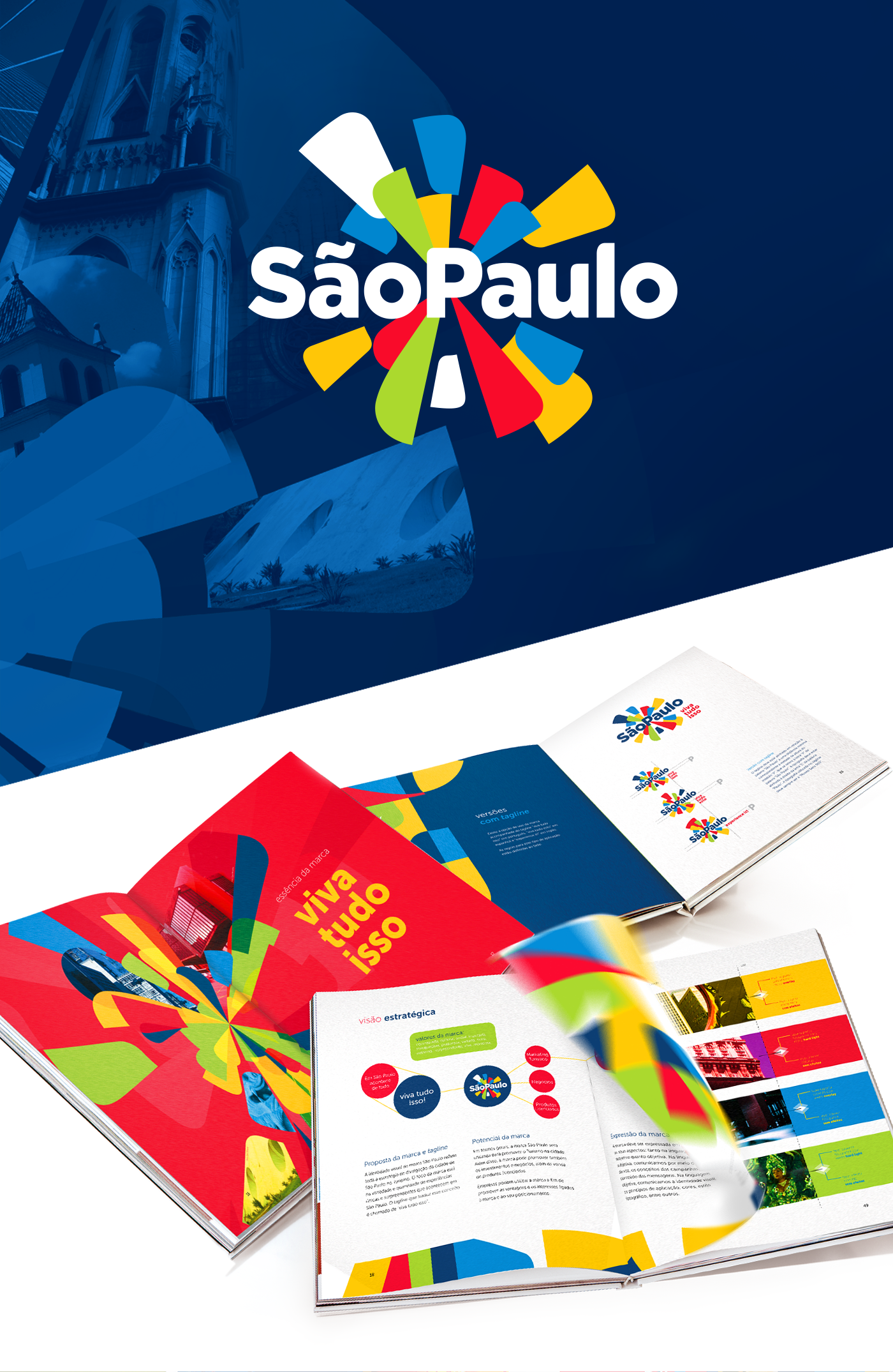 6a67587fedfa A complete place branding project was developed for Sao Paulo