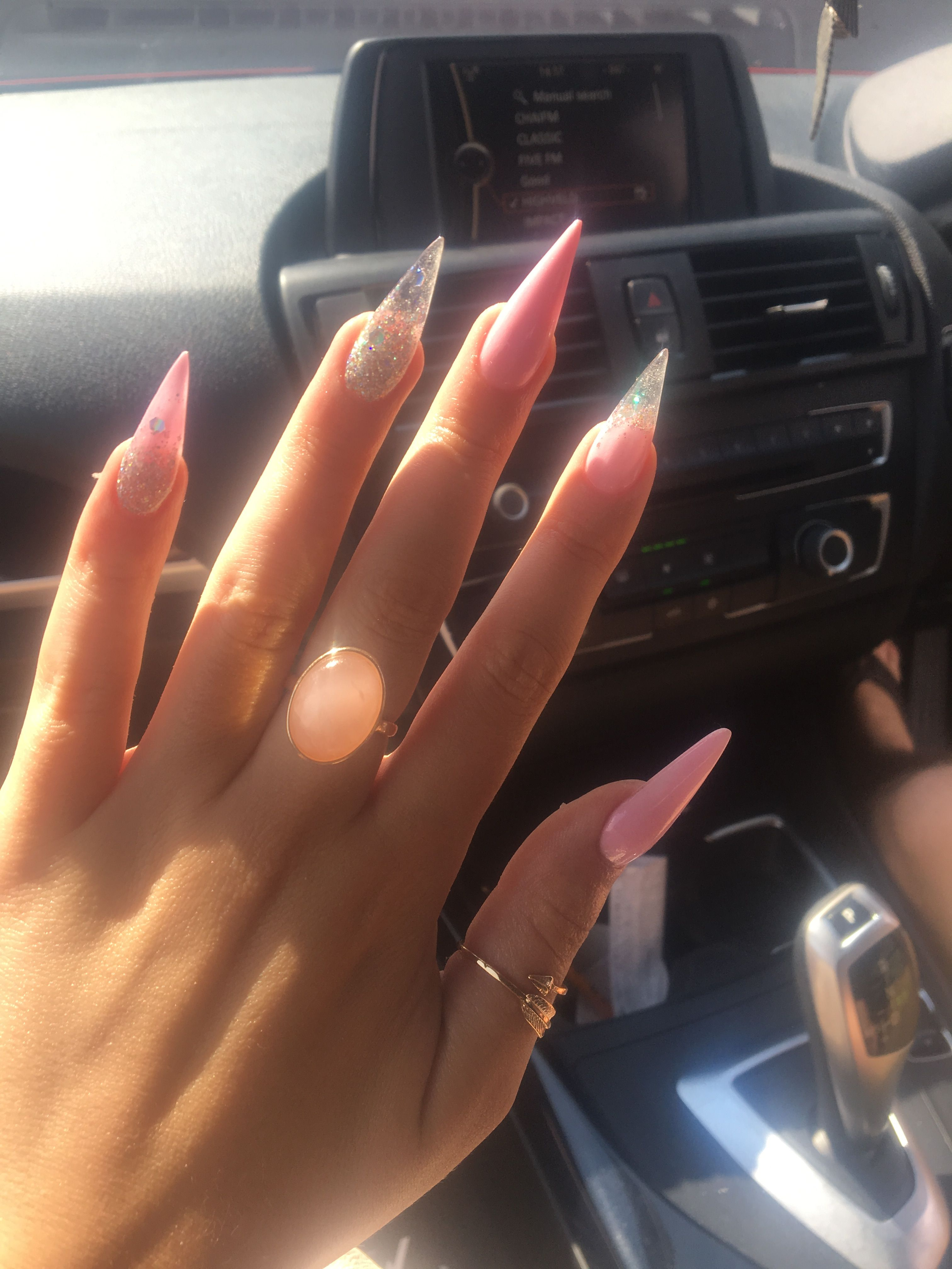 Pin By Chantel On Young Nails South Africa Pinterest Pedicure