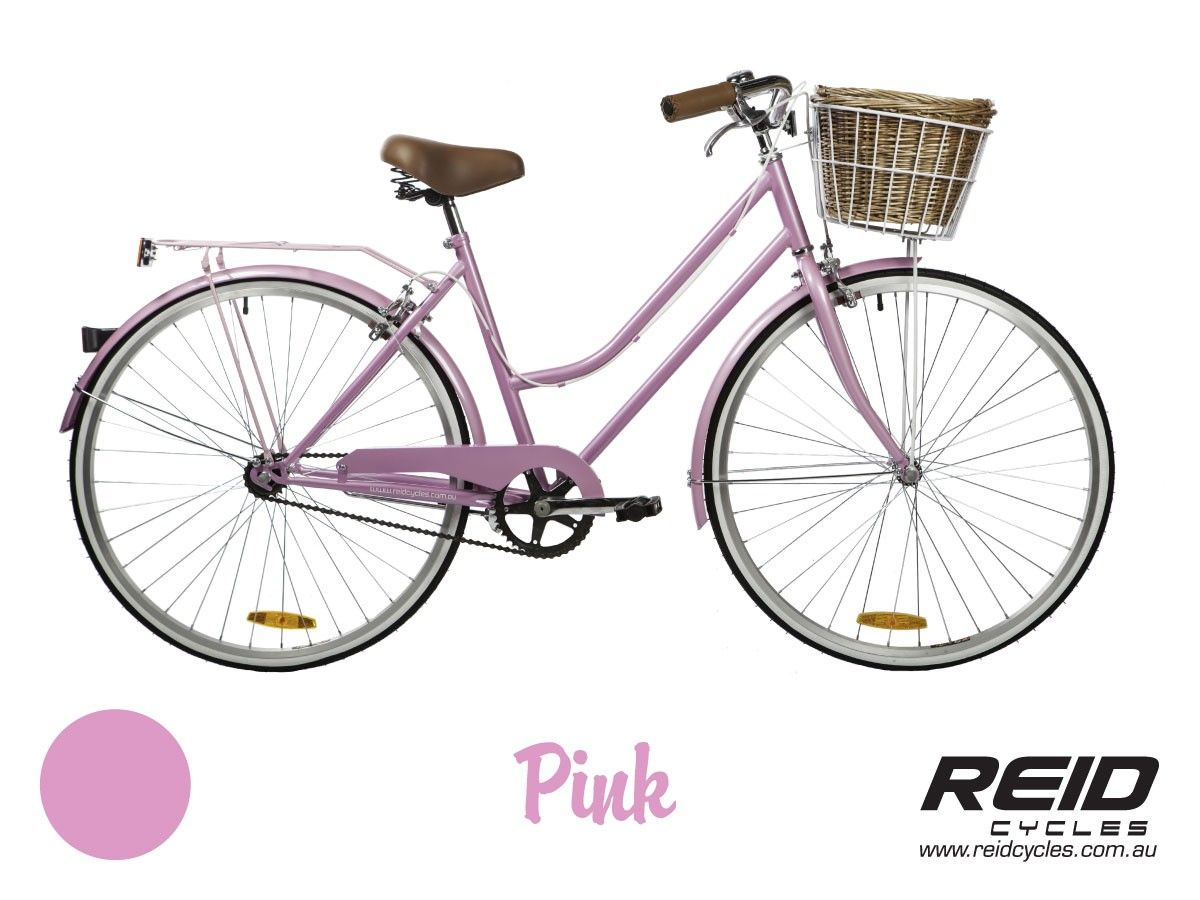 Cool And Chic Retro Ladies Bike Reid Cycles I Want This