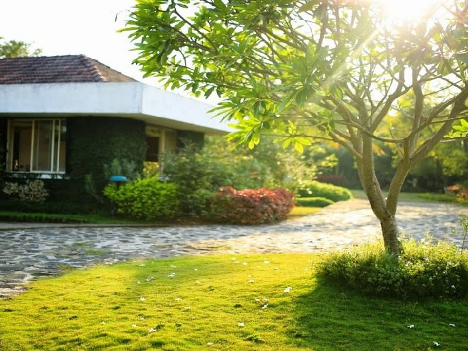 3bhk Farmhouse With Private Swimming Pool For Daily Rent In Karjat Holiday Home Swimming Pools Farmhouse
