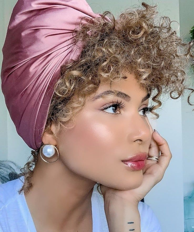 Pinterest   MaebelBelle   in 2020   Curly hair styles ...