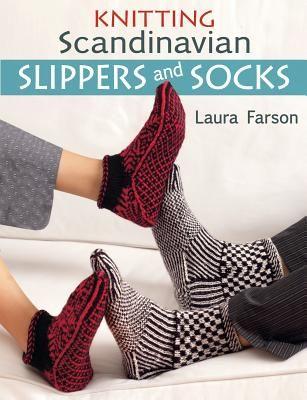 Knitting Scandinavian Slippers And Socks Paperback Knitted Slippers Knitting Socks Slipper Socks