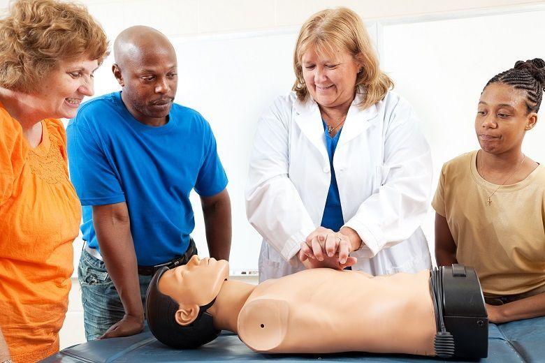 Using Creativity as a Nurse Educator Basic life support