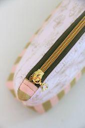 .Fm Coser la bolsa cosmética perfecta: 10 consejos y trucos brillantes cosmética perfecta …