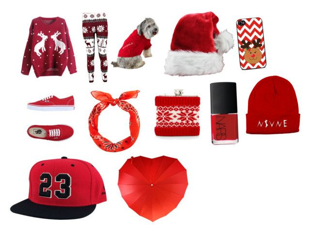 """""""Untitled #181"""" by nibbby on Polyvore featuring Harry Barker, Vans, NARS Cosmetics and Accessorize"""