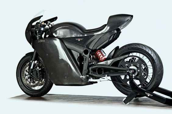 Custom Zero Sr Electric Motorcycle Motorcycle Bike Motorcycle