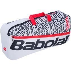 Photo of Babolat Pure Strike Duffel M Schlägertasche – Weiß, Rot Babolat