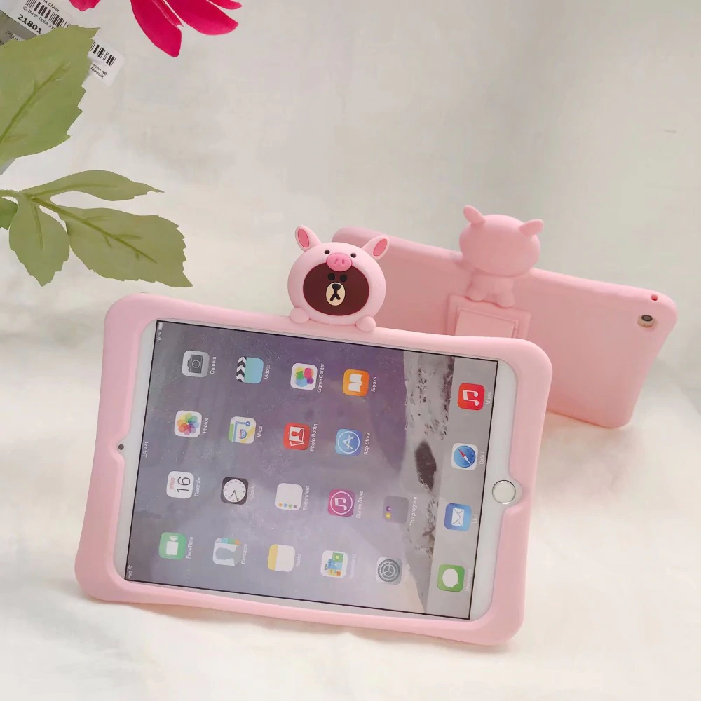 Tablet Cover For Xiaomi Mi Pad 4 Case 8 Cute Soft Silicone Stand Back Case For Xiaomi Mipad Mi Pad 4 Plus 10 1 Funda Pen In 2020 Tablet Cover Soft Silicone Tablet