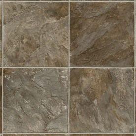 Ivc 13 1 8 Ft W Stone Finish Sheet Vinyl Flooring Vinyl Tile Flooring Vinyl Tile