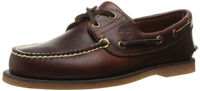 Amazon.com: Timberland Men's Classic Two-Eye Boat Shoe: Shoes