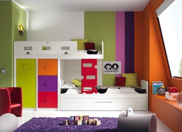 Best 25 colores para habitaciones juveniles ideas on - Decoracion de habitaciones juveniles ...