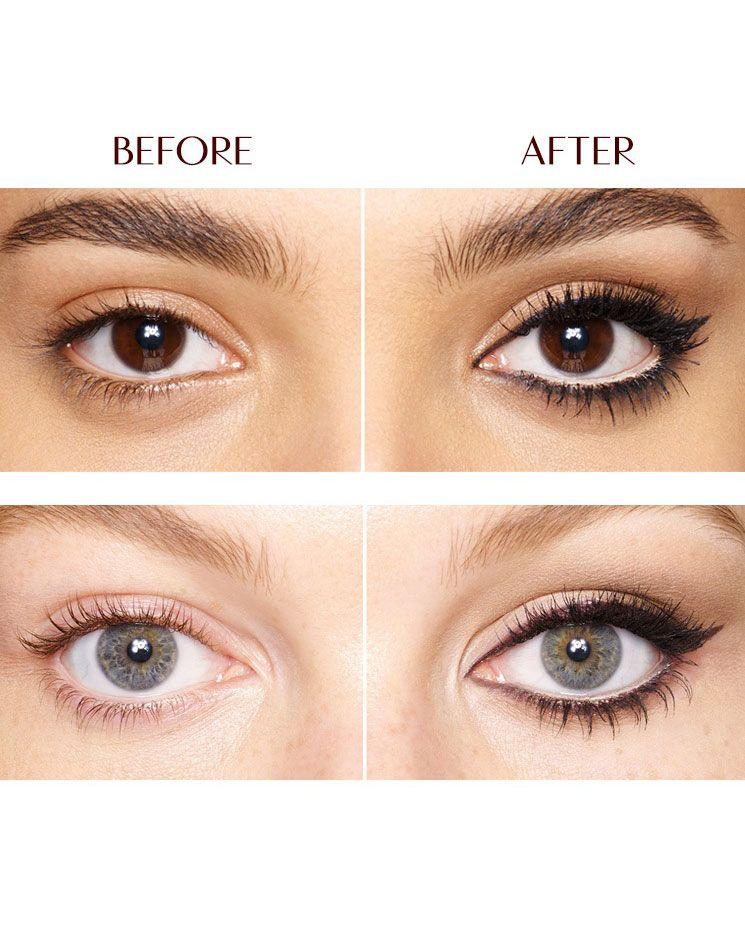 Look Eyes Bigger Brown Make