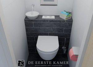 Klein Fonteintje Toilet : De eerste kamer ruimtebesparend fonteintje in dit kleine toilet