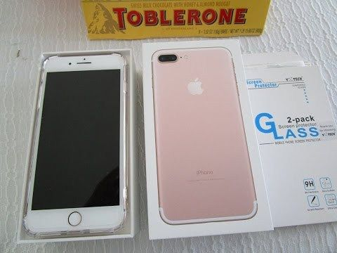 Apple Iphone 7 Plus Rose Gold 128 Gb Unboxing Case Philippines Christmas Gift W Bebotsonly Watch Video Here Http Pr Iphone 7 Plus Iphone Apple Iphone