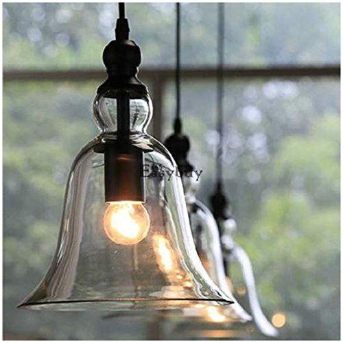 Gl Ceiling Light Modern Chandelier Pendant Kitchen Din Https Www