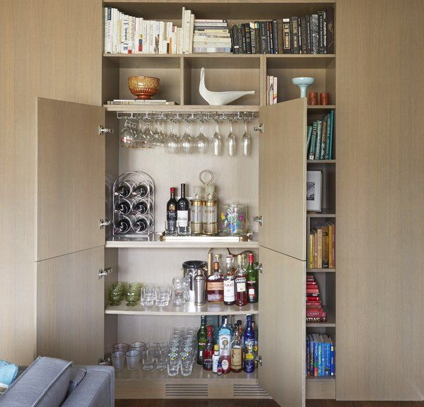 5 Hidden Home Bars | Local bars, Dry bars and Bar