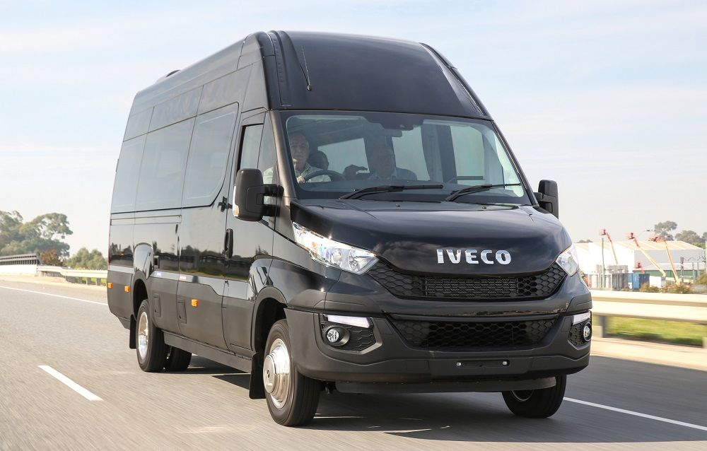 Nowość Iveco Daily Bus launched in Australia | Iveco Daily BUS | Vehicles TV43