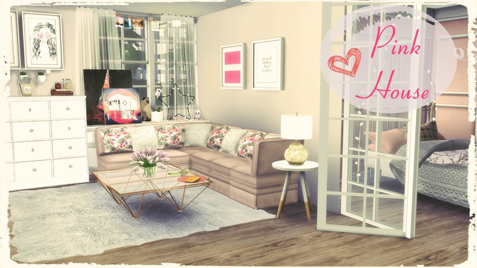 sims 4 modern living room check more at httpwwwarch20