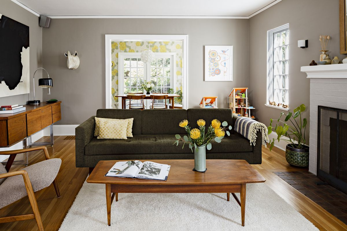 12 Beige Paints That Aren T Boring At All Living Room Colors Beige Living Rooms Greige Living Room #perfect #greige #living #room