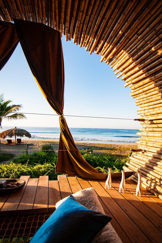 Juluchuca no es la playa más popular y visitada de Guerrero.