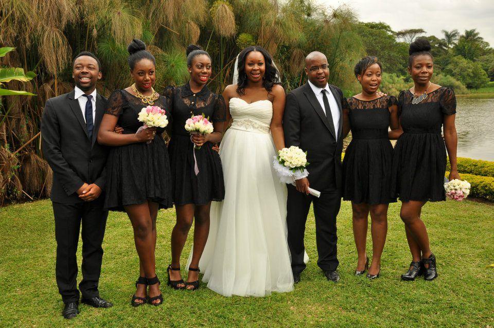 e5080aa3df5 Custom made bridesmaids dresses for a Kenyan wedding  3