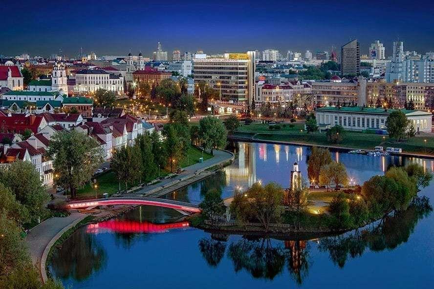 السياحة في روسيا البيضاء بيلاروسيا Tourism Travel Around Minsk