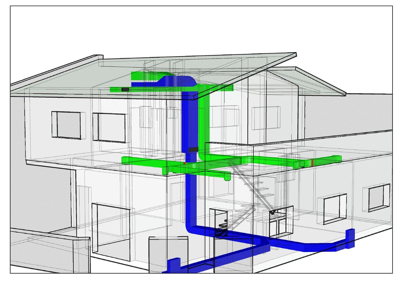 Instalación domiciliaria de aire acondicionado
